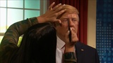 INSIGHT:Tussauds' London unveils Trump waxwork