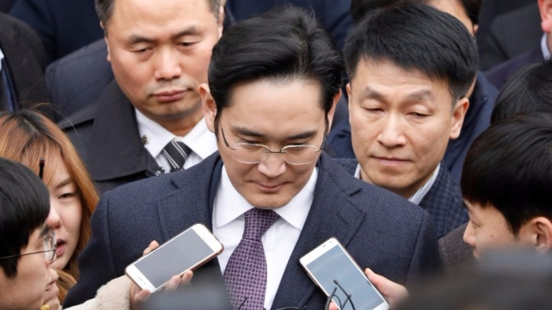 South Korean judge refuses arrest of Samsung boss