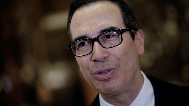 Trump's picks for Energy and Treasury face the music