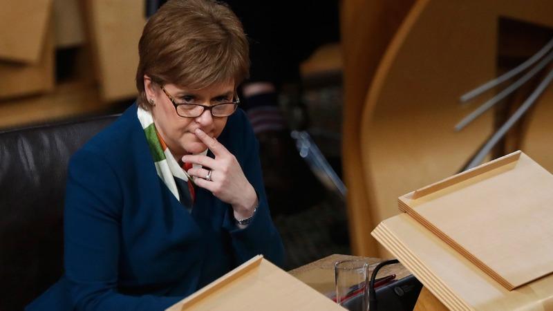 VERBATIM: Sturgeon on independence post-Brexit