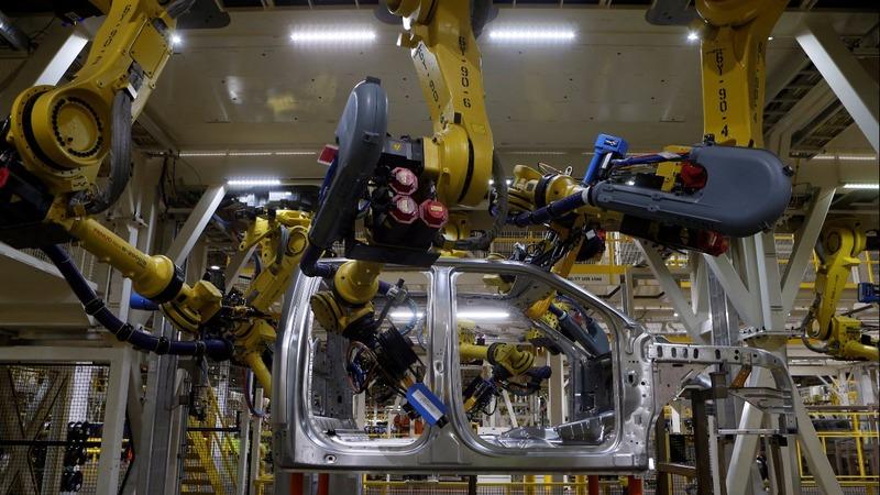 Robots could snarl Trump's jobs revival plan