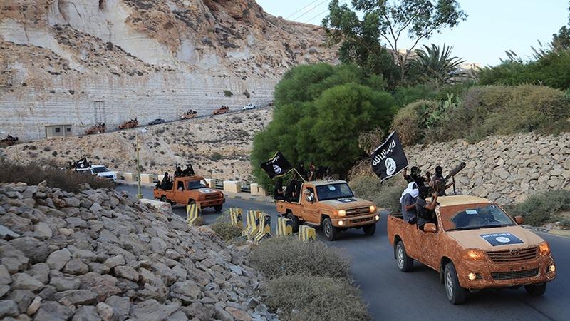 U.S. airstrikes kill ISIS fighters in Libya