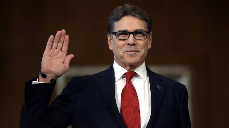 Rick Perry regrets calling for agency's elimination