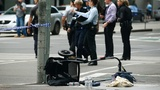 Car fatally plows through crowd in Australia