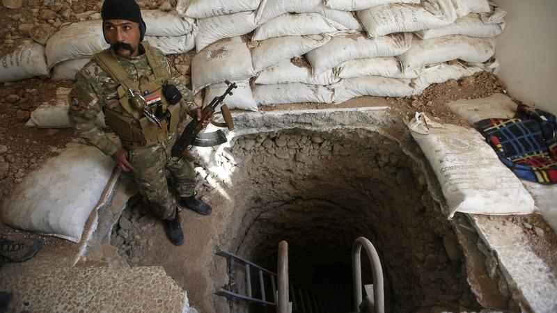 Iraqis untangle ISIS bureaucratic nightmare