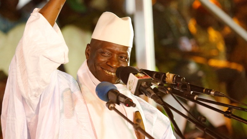 Mediators seek exile deal for Jammeh