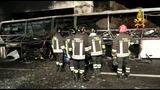 Sixteen dead in Italy bus accident