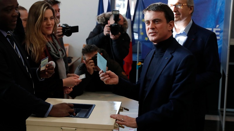 France takes to polls in Socialist primary