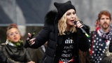 VERBATIM: 'Angry and outraged' Madonna stirs up Women's March