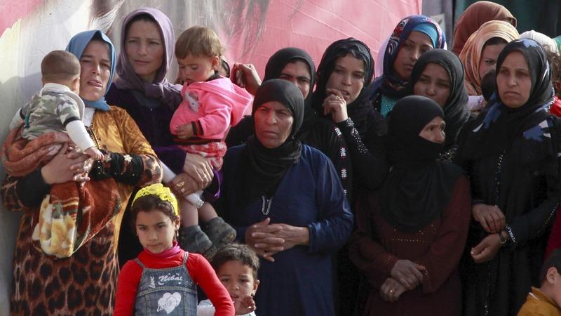 Syrian refugees place hope on Astana talks