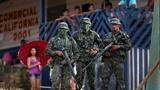 Brazil stepping up battle against drug trade