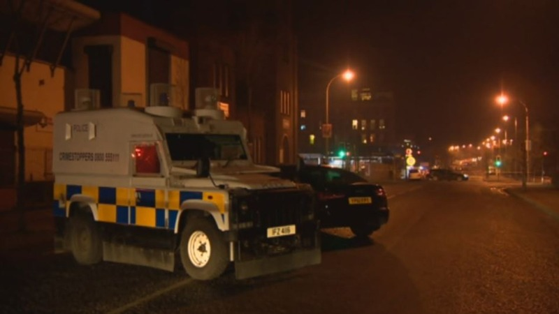 Policeman shot, wounded in Northern Ireland