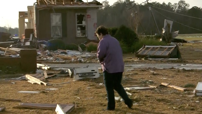 Southern states brace for more dangerous weather