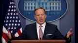 'It's demoralizing': Spicer pushes back against 'negative' coverage