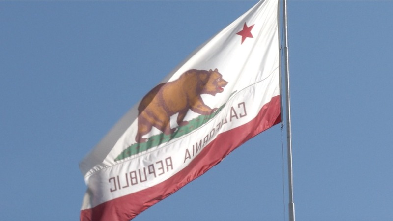 Secession on Californians' minds after Trump