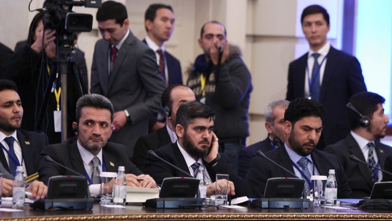 Foreign powers back Syria ceasefire