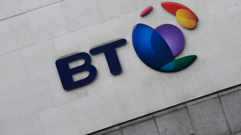 Accounting scandal pushes BT nose dive