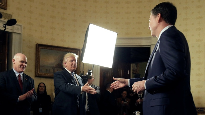 FBI chief James Comey keeps his job
