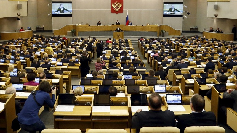 Russia domestic abuse bill eases penalties