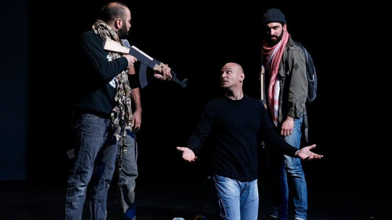 Radicalisation takes stage in 'Jihad' play
