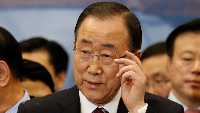 Gaffes and scandal mar Ban Ki-moon's presidential hopes