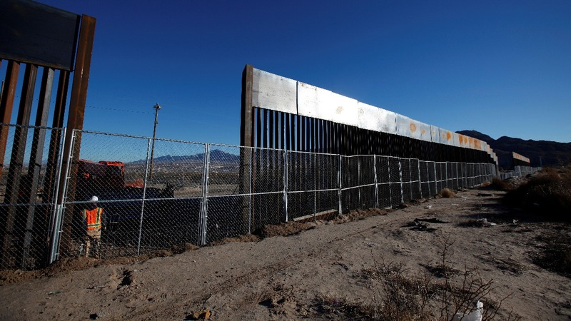 A new border challenge for President Trump