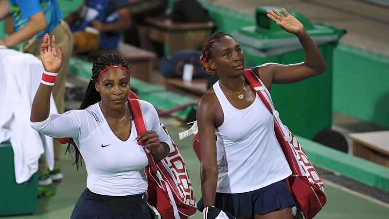 Williams sisters set for a historic match-up