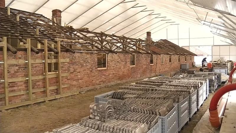 Auschwitz preserved as Holocaust reminder