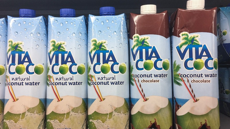 Top coconut water maker Vita Coco eyes sale