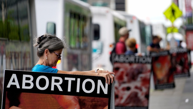 Pro-lifers gather in Washington for 'March for Life'