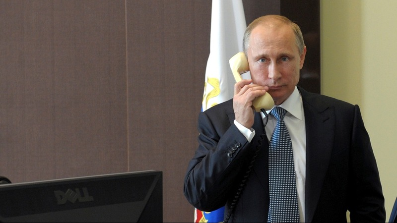 Putin-Trump phone call to take place Saturday