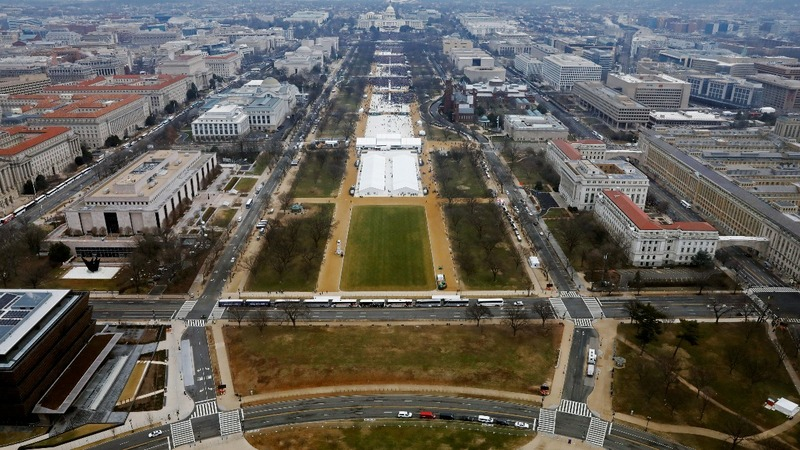Trump called Park Service to complain about crowd size