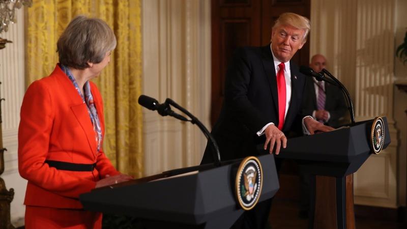 """VERBATIM: Trump says Mattis will """"override"""" him on torture"""