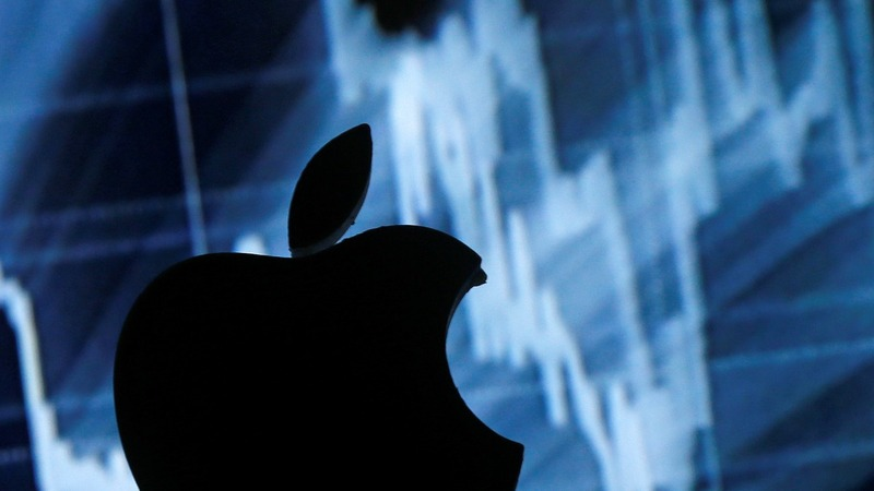 Apple shares gain on hype for next iPhone