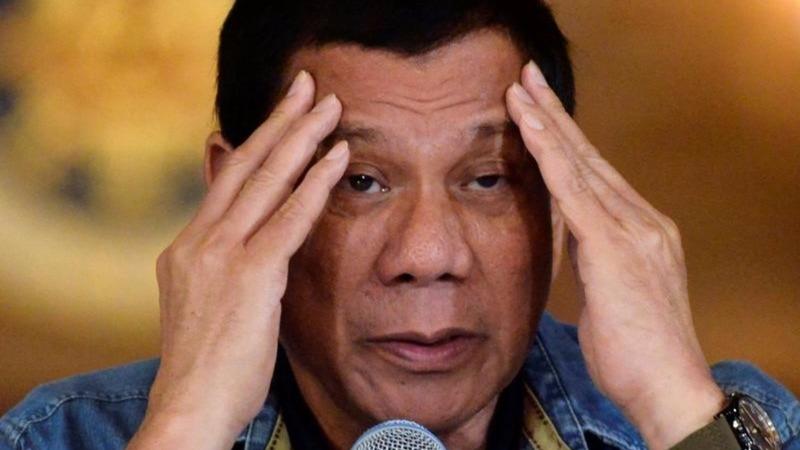 Duterte threatens to scrap U.S. defense treaty