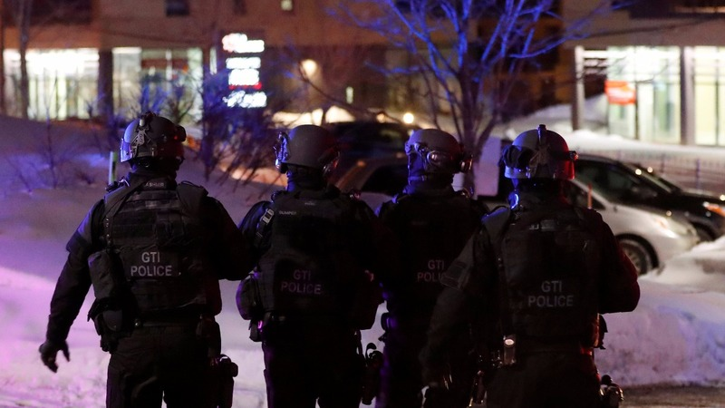 At least 6 killed in Quebec mosque shooting
