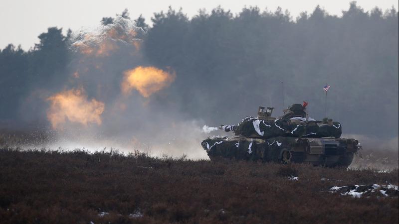 U.S. army seeks to cement Trump's NATO pledge