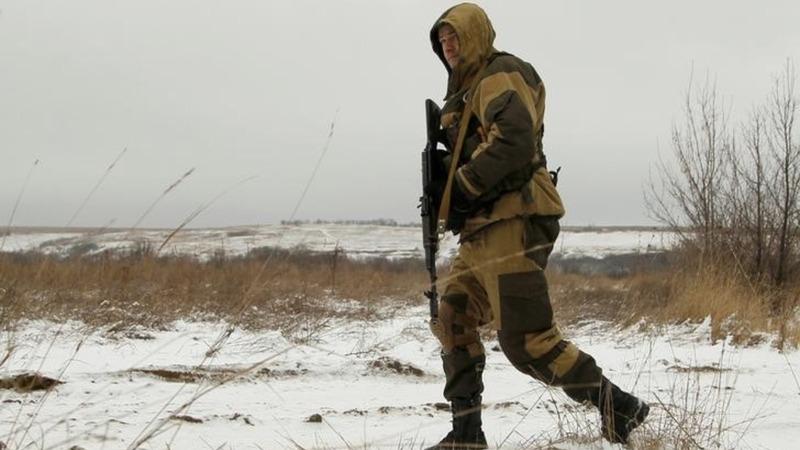 Renewed violence flares in Eastern Ukraine