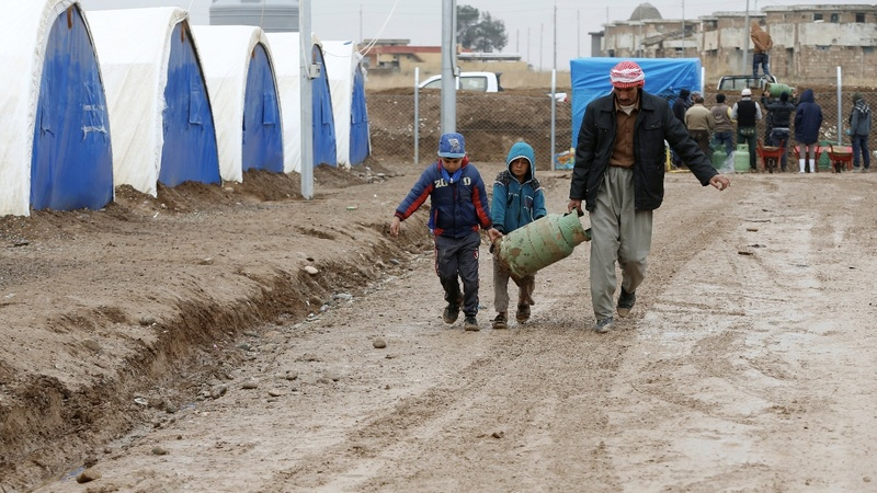 Refugees seeking medical aid despair at Trump order