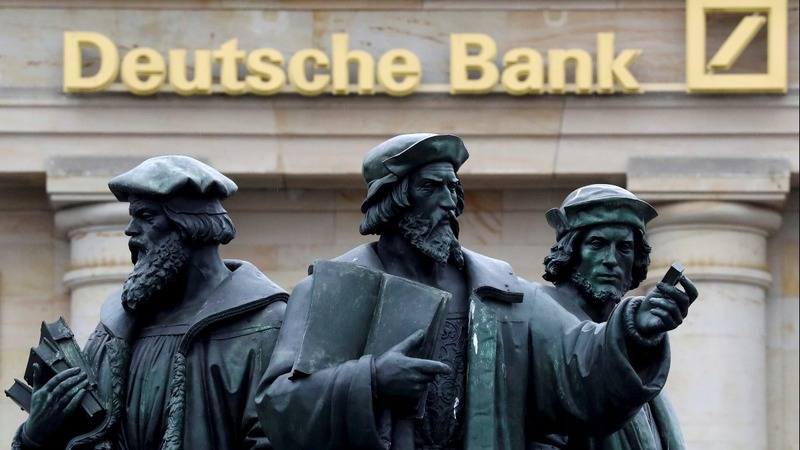 Deutsche Bank fined for sham Russian trades