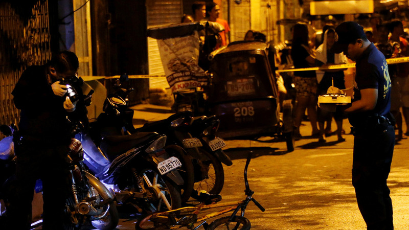Philippines drug killings continue under police ban