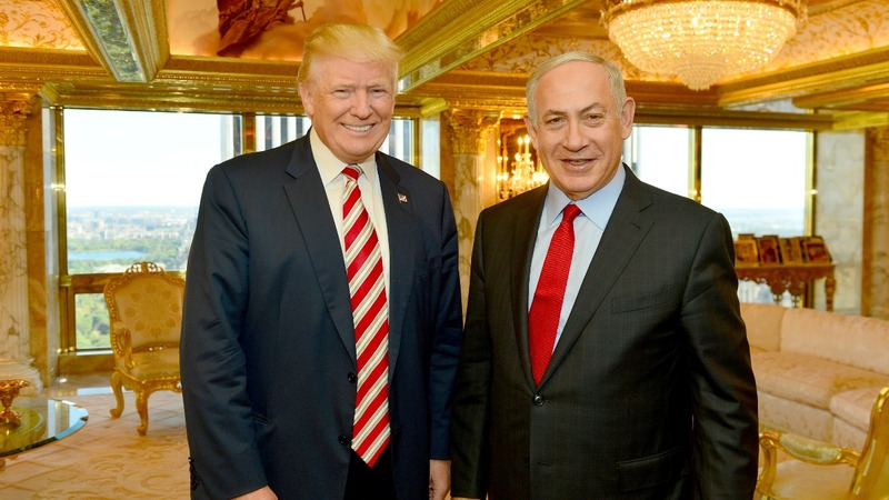 Trump and Netanyahu's budding 'bromance'