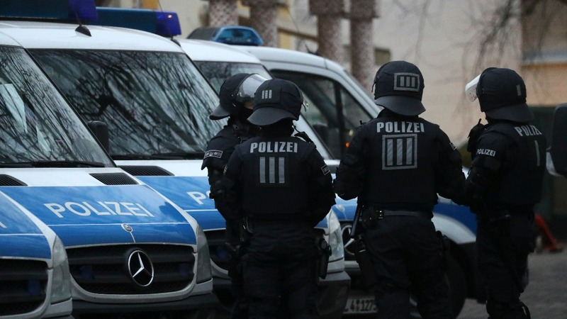 'Islamic State recruiter' arrested in Germany