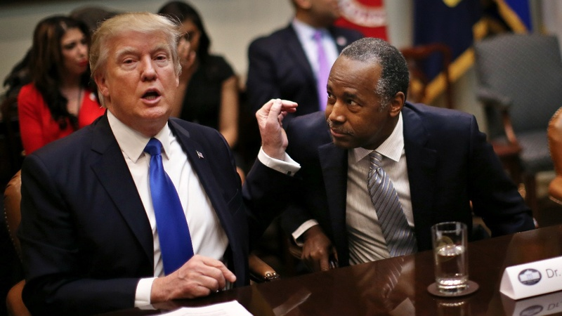 VERBATIM: Trump talks 'fake news' at Black History Month breakfast