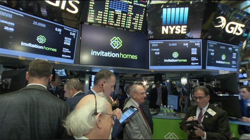 Invitation Homes puts out welcome mat for IPOs