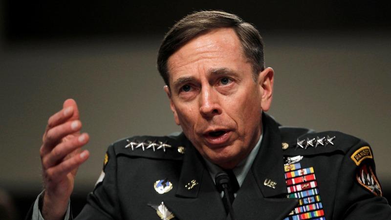 VERBATIM: International order under threat - Petraeus