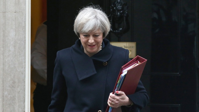 May's Brexit paper seeks to placate remainers