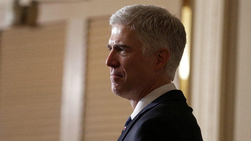 Court nominee Gorsuch heartens foes of gay marriage, abortion
