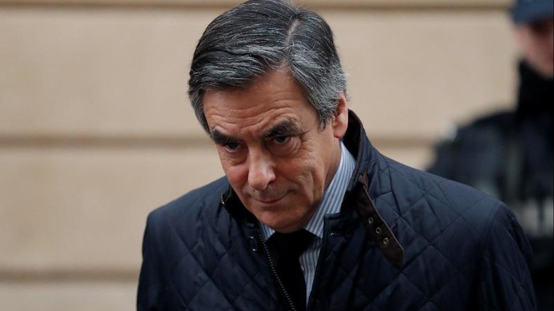 Chaos engulfs Fillon's French presidential bid