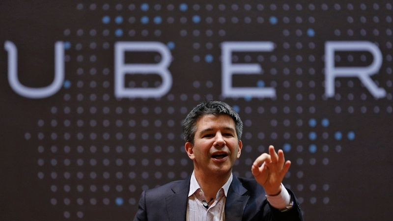 Uber CEO quits Trump's business advisory board